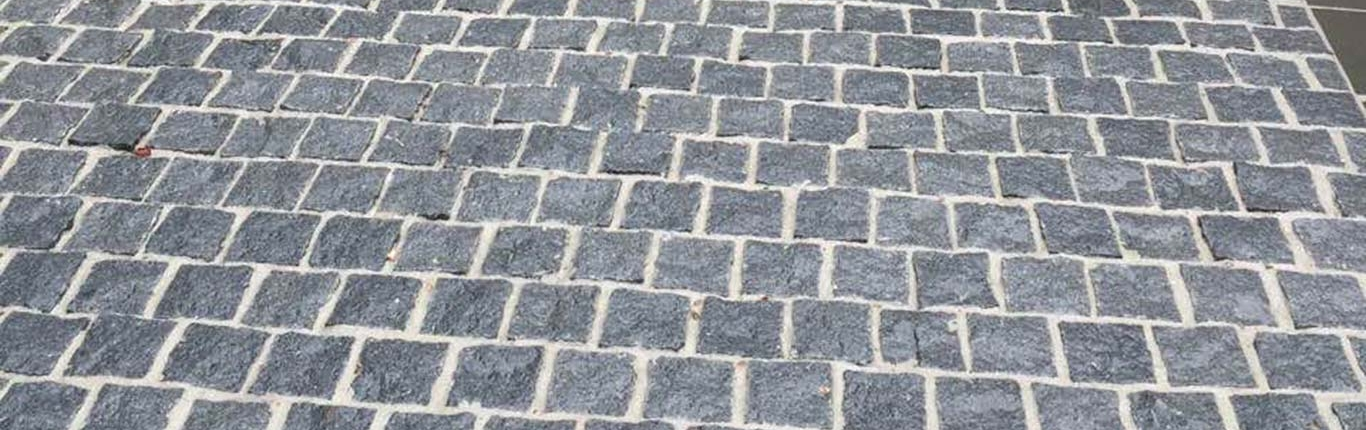 Bluestone Natural Split Sky Bluestone Cobble