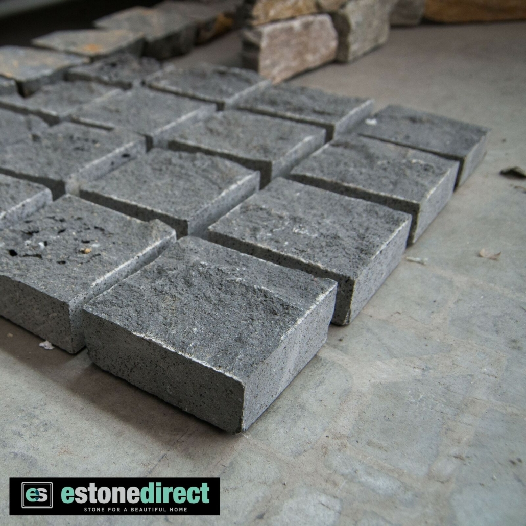 on-mesh bluestone Melbourne
