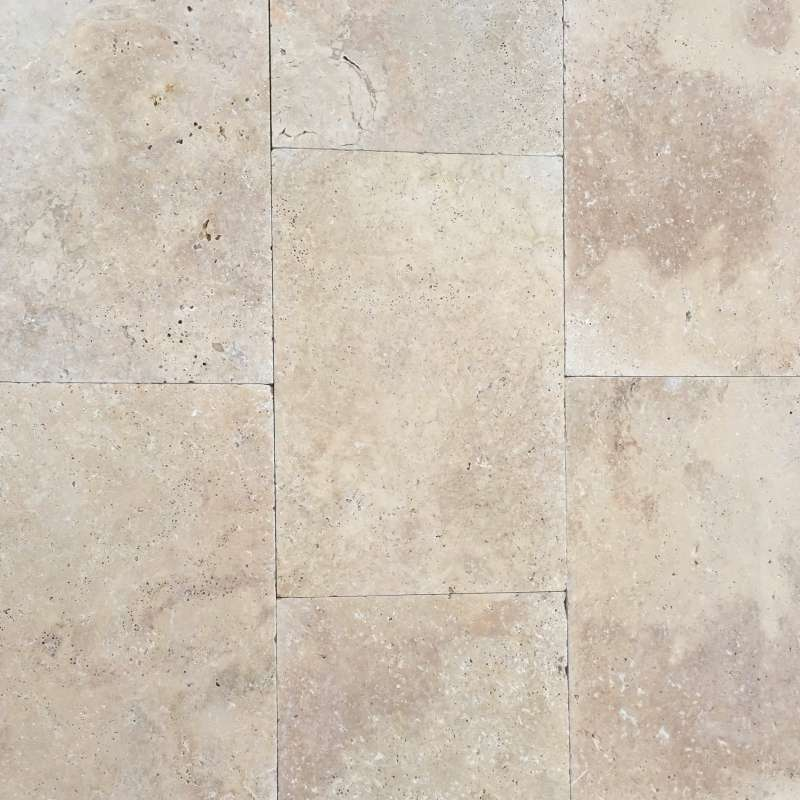 Beige Tumbled & Unfilled
