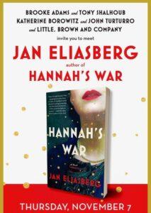 Hannahs War_Evite-1