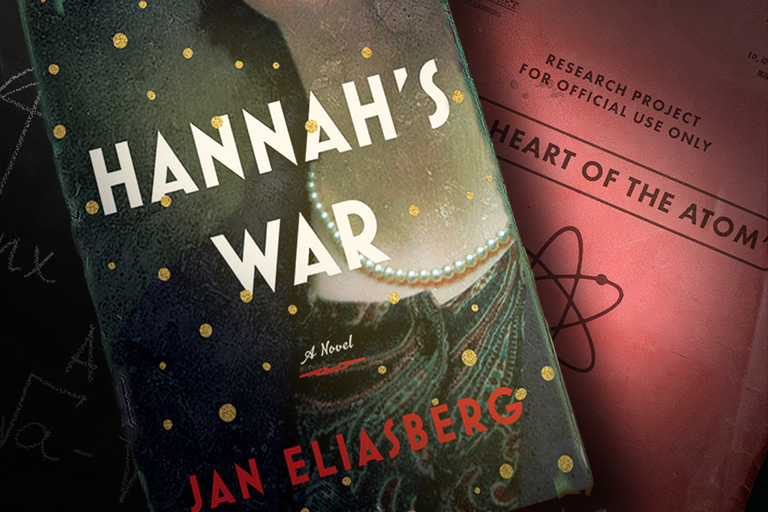 German rights to publish Hannah's War