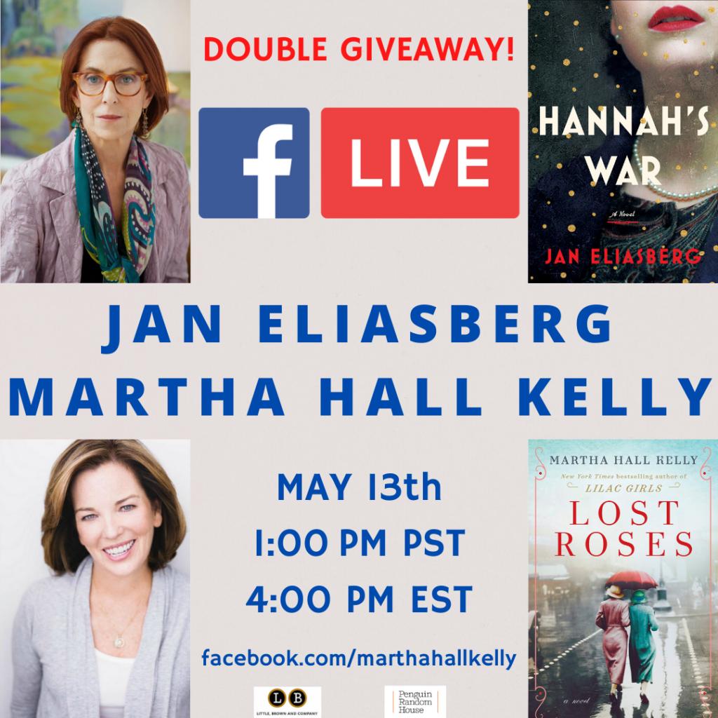 Martha Hall Kelly & Jan Eliasberg copy
