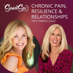 chronic pain, resilience and relationships with amber lago