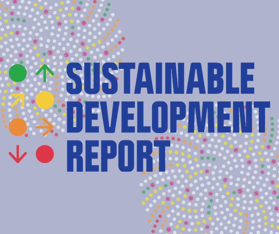 The 2020 Sustainable Development Report published