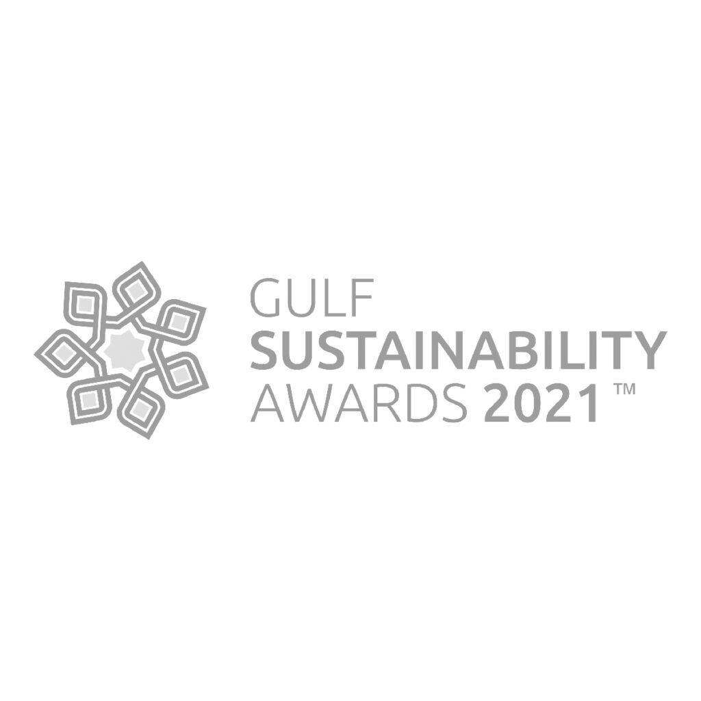 partners GSA2021 Gulf Sustainability Award 2021