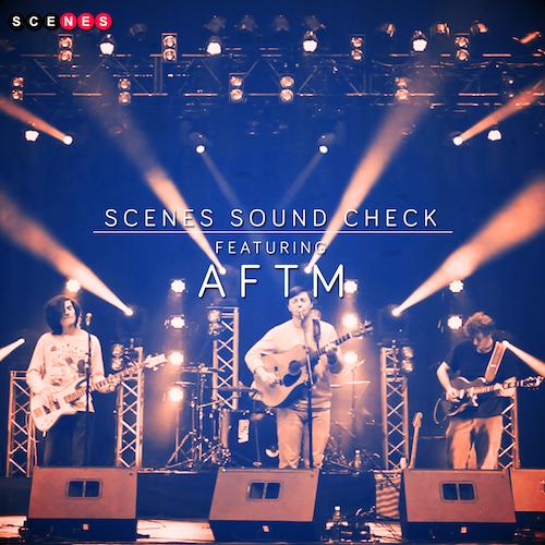 AFTM Album art Featuring