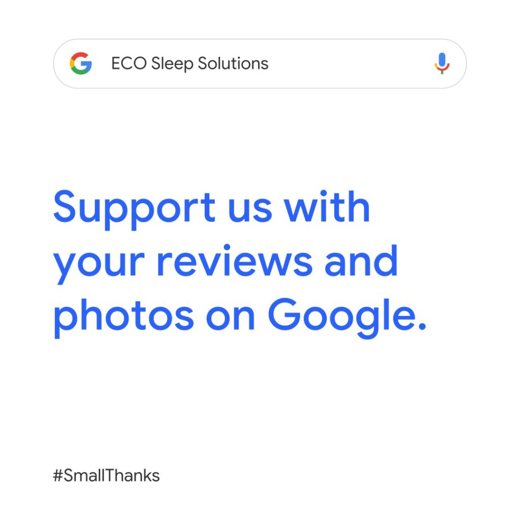 Please review on Google