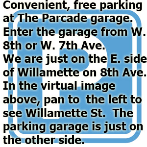 free parking new