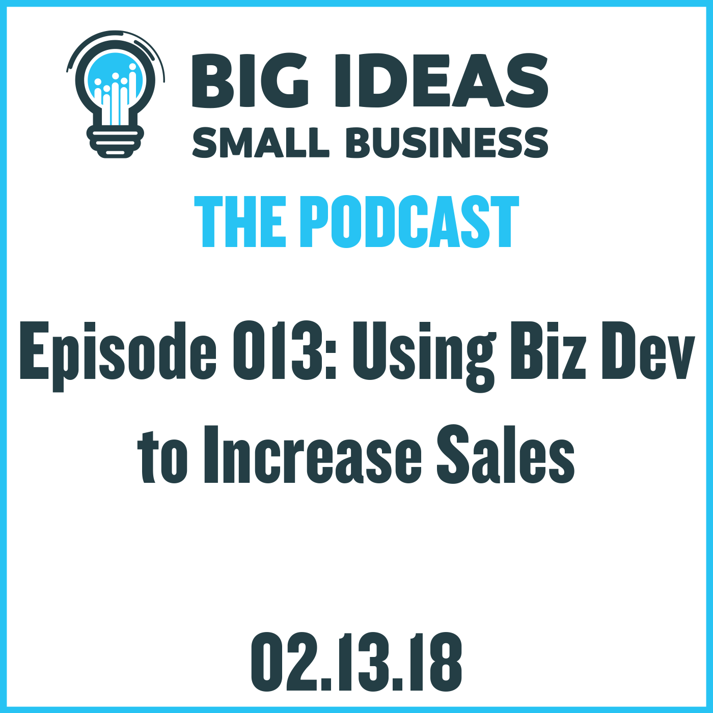 Using Biz Dev to Increase Sales