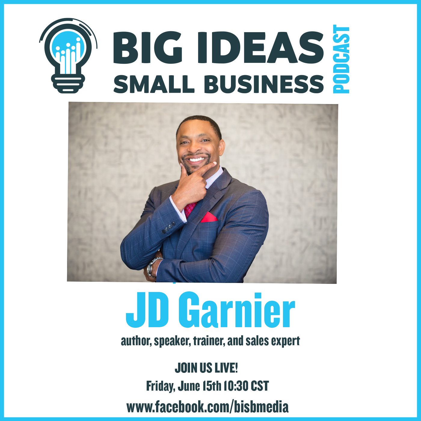 Commit to Writing and Publishing Your Own Book with J.D. Garnier