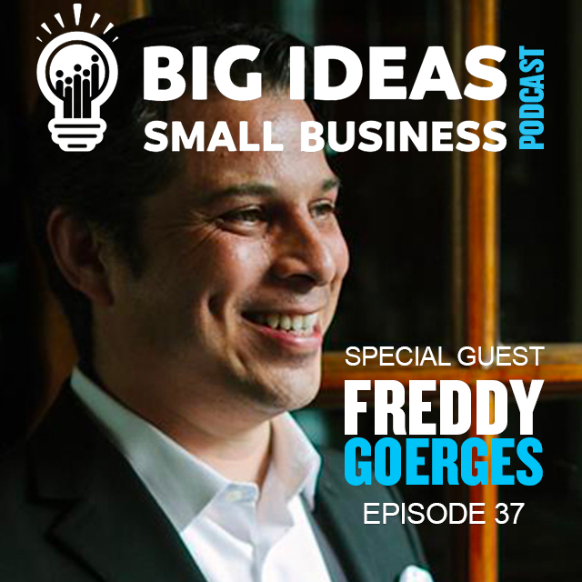 Create and Monetize a Professional Networking Organization with Special Guest Freddy Goerges