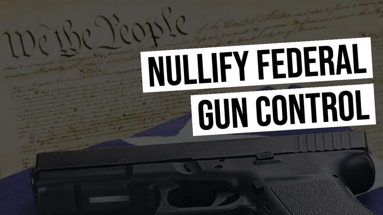 Gun Laws Nullified