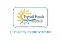 1 Day Linen Rental Extension