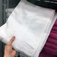 Extra Bath Towel (7 Day Linen Rental)