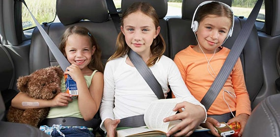 Car Safety for Children