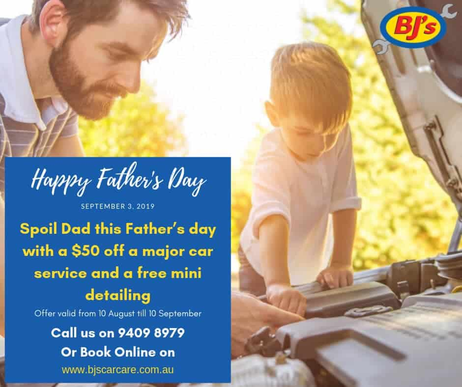 Father's Day Special