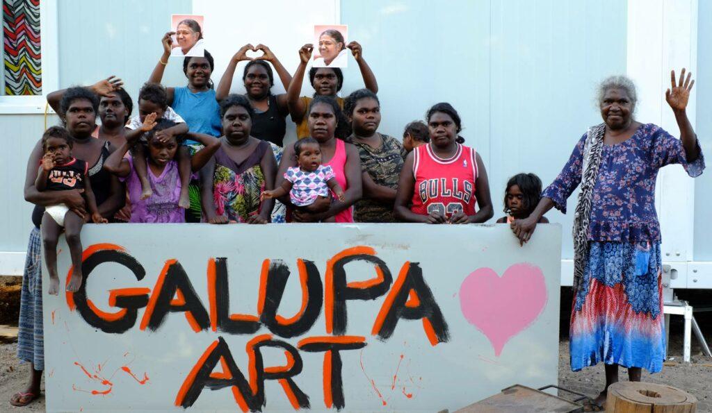 Galupa Art Program