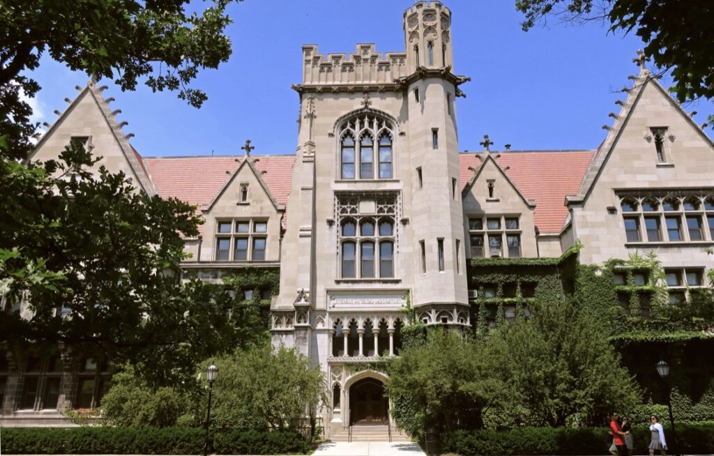 Early Decision University of Chicago
