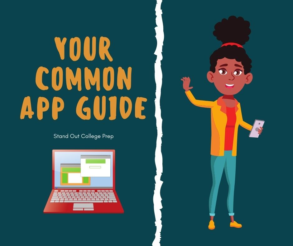 Common App Questions: Step-By-Step