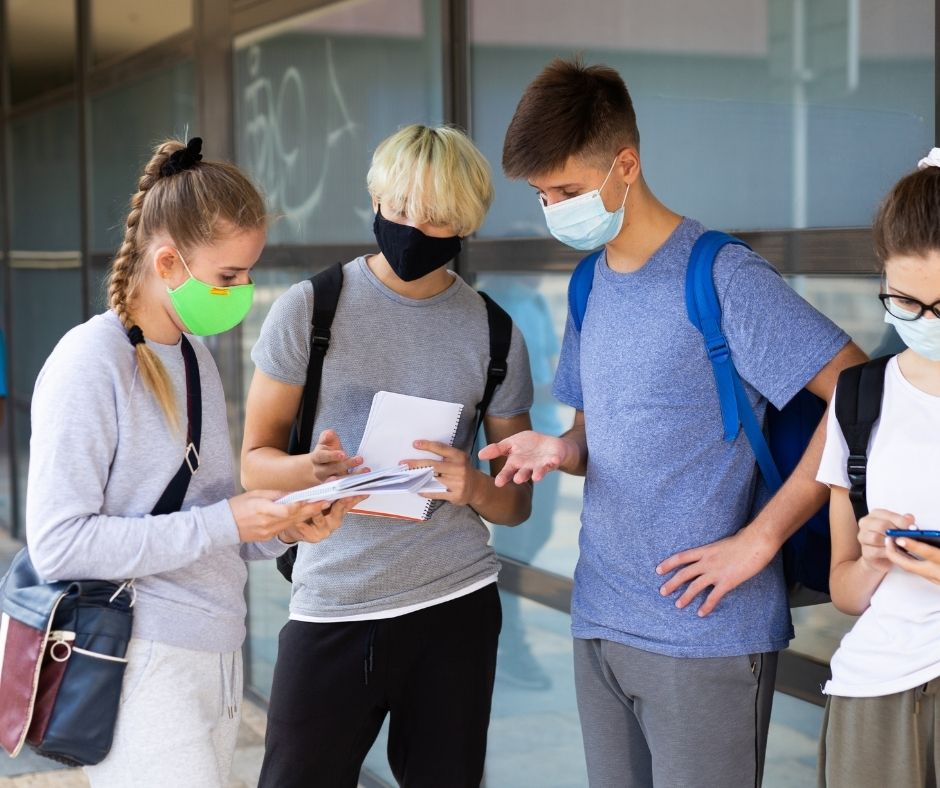 Volunteering in High School Matters