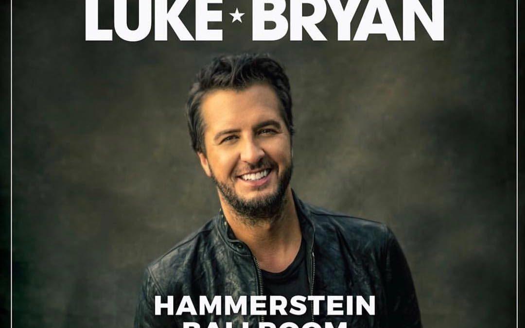 Luke Bryan and Halestorm Rock The Hammerstein Ballroom