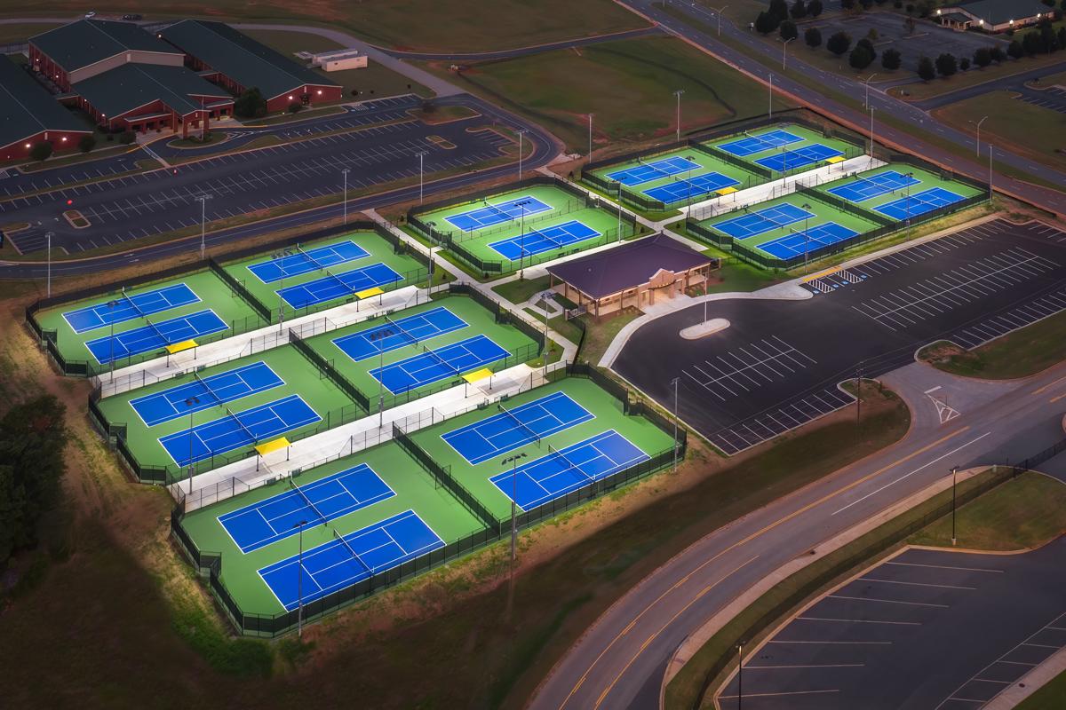Houston County Tennis Courts