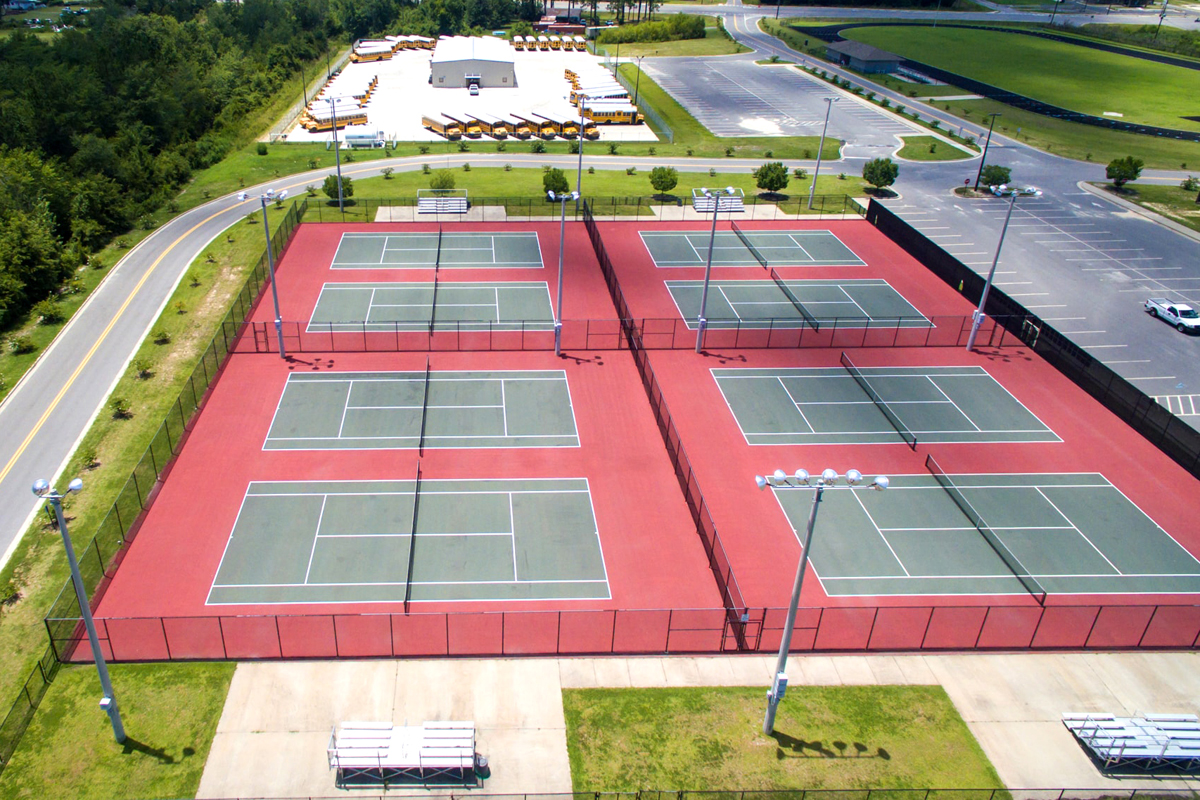 Appling County Tennis Courts