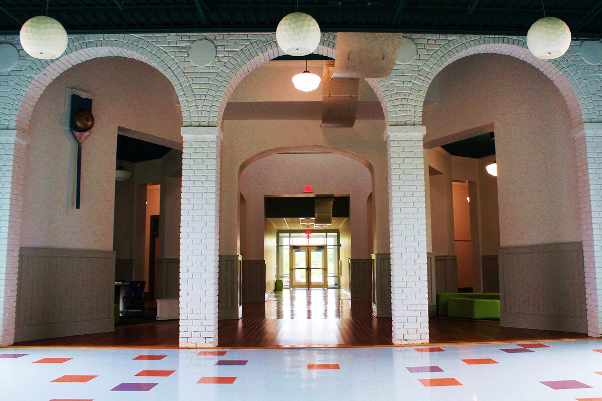 Barrow Elementary School Athens, GA
