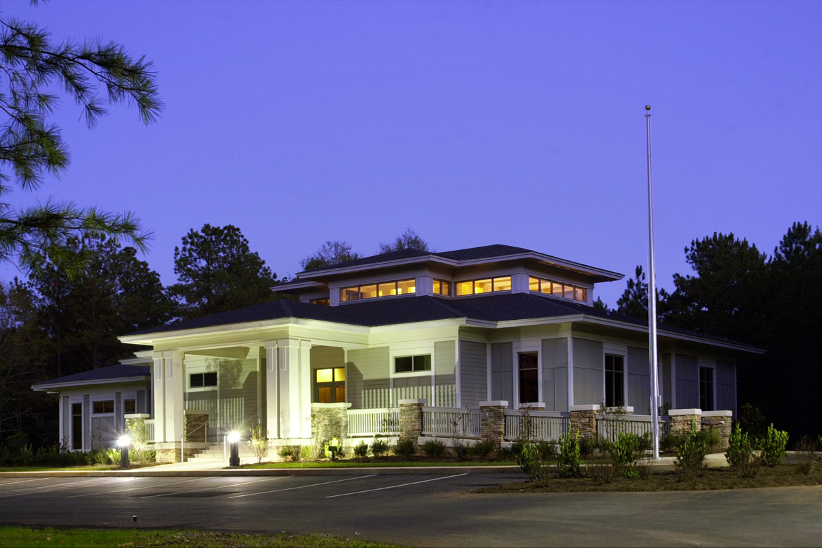 Georgia Forestry Commission Headquarters