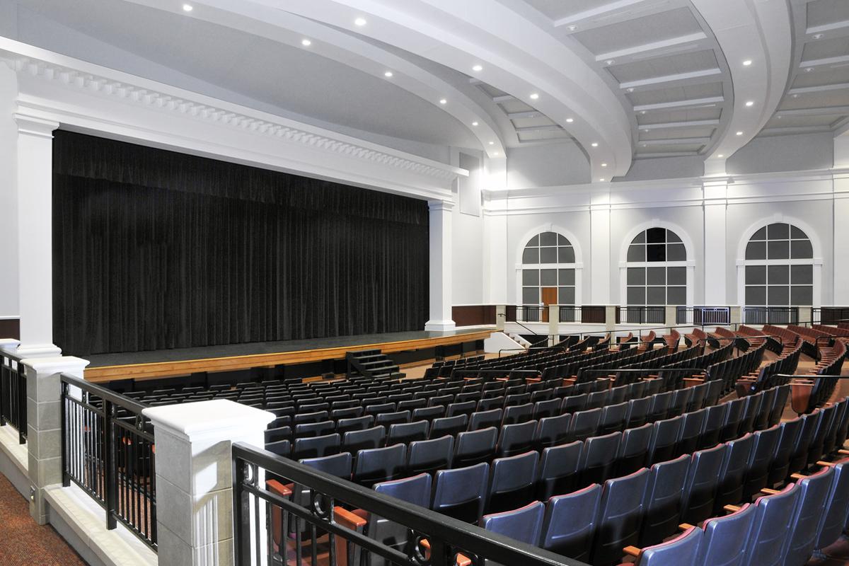 Monroe County Fine Arts Facility