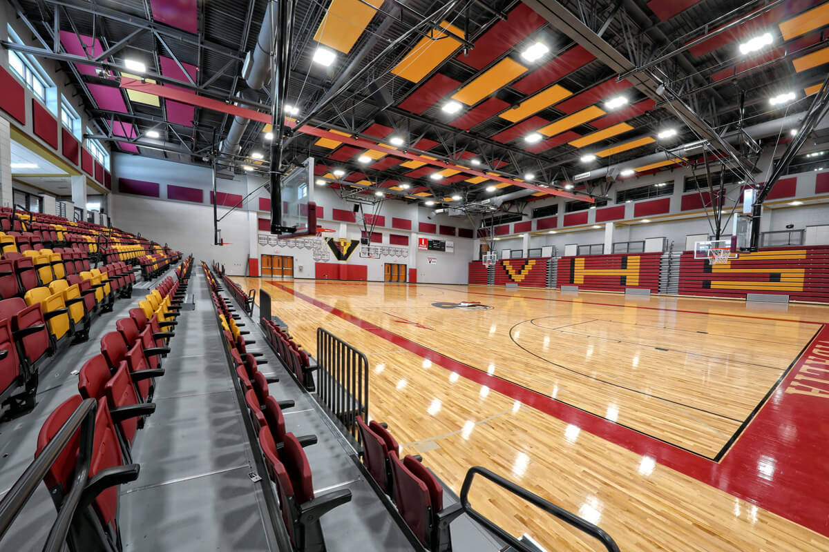 Vidalia High School Gymnasium