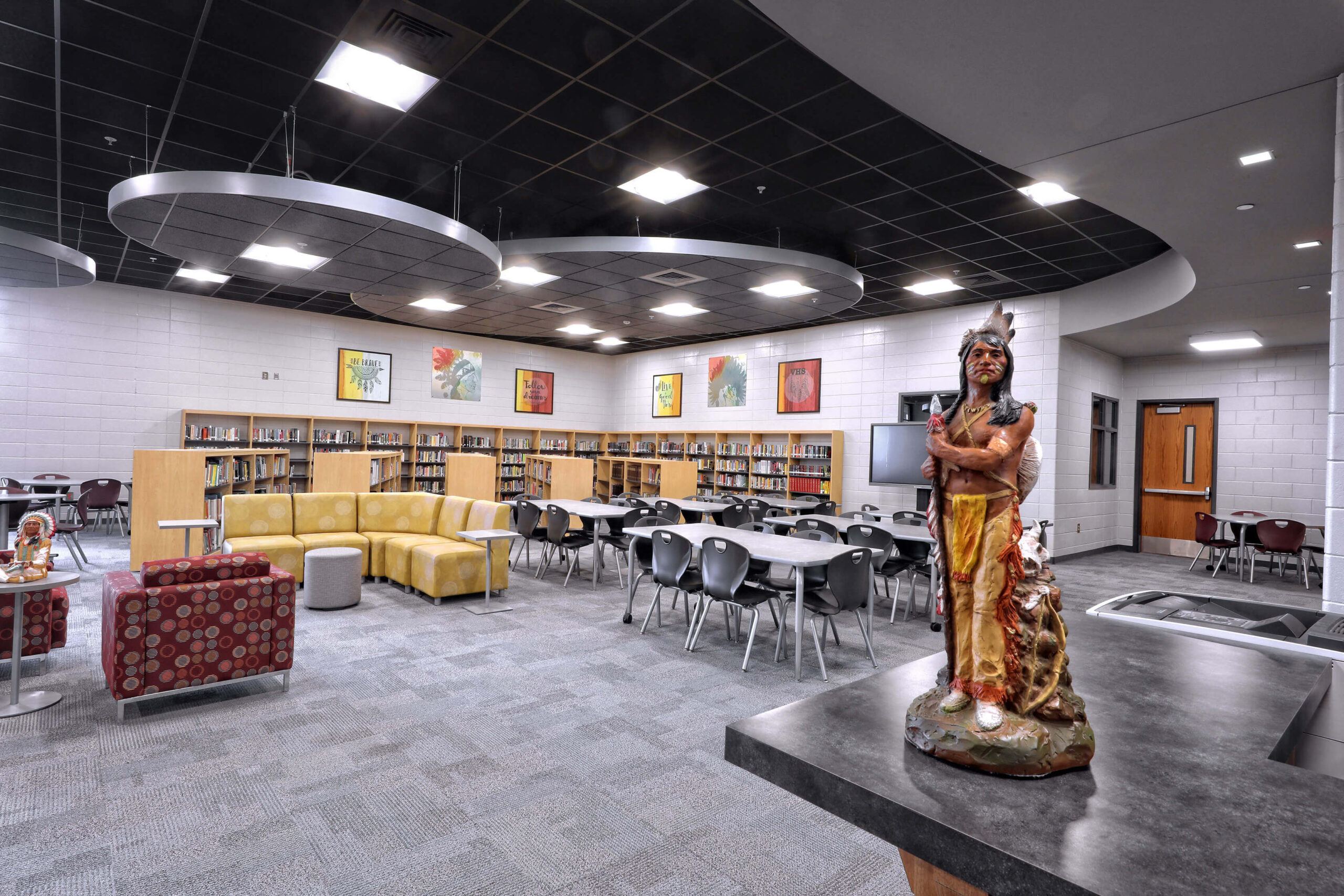 Vidalia High School Library