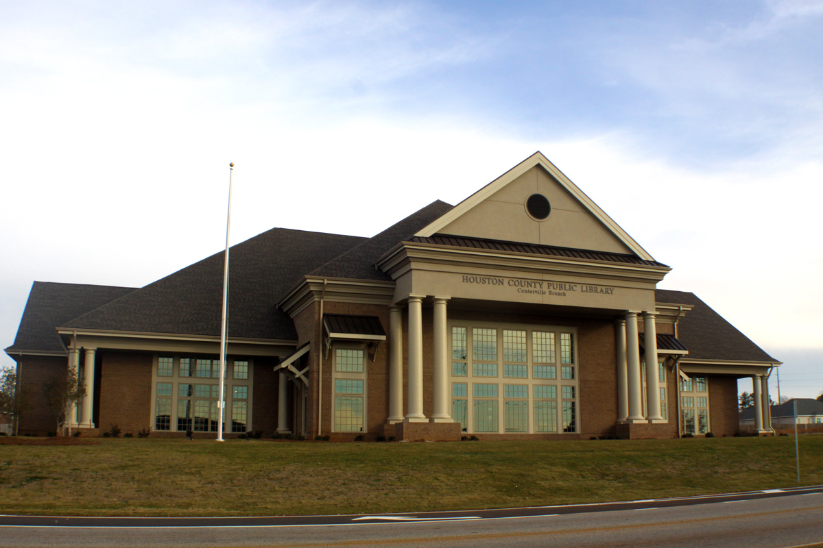 Houston County Library