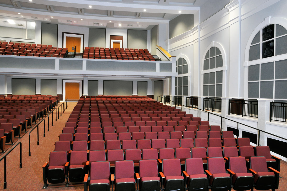 Monroe Fine Arts Facility