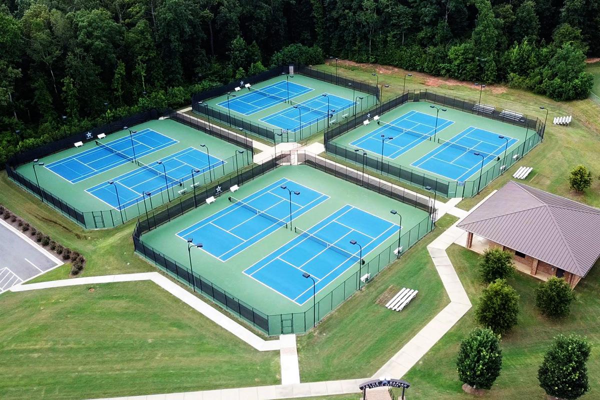 Jaime Kaplan Tennis Facility