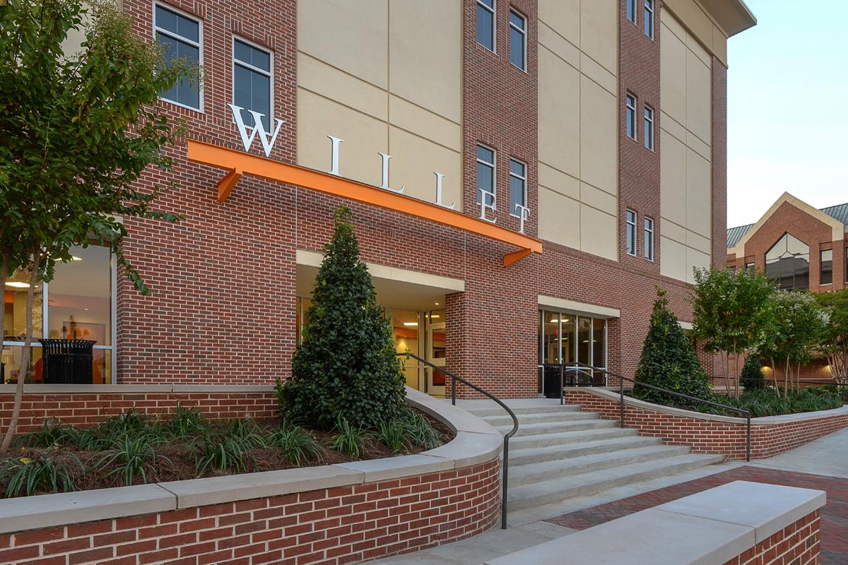 Willet Science Center