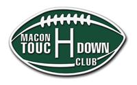 Macon Touchdown Club Logo