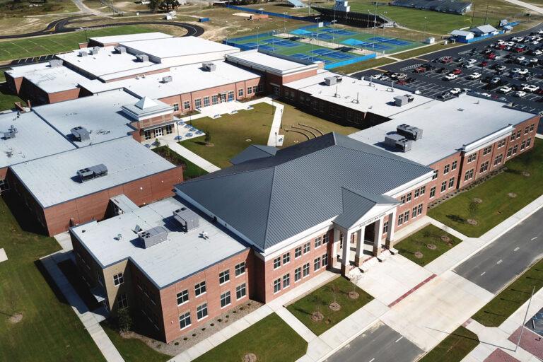 Pierce County High School