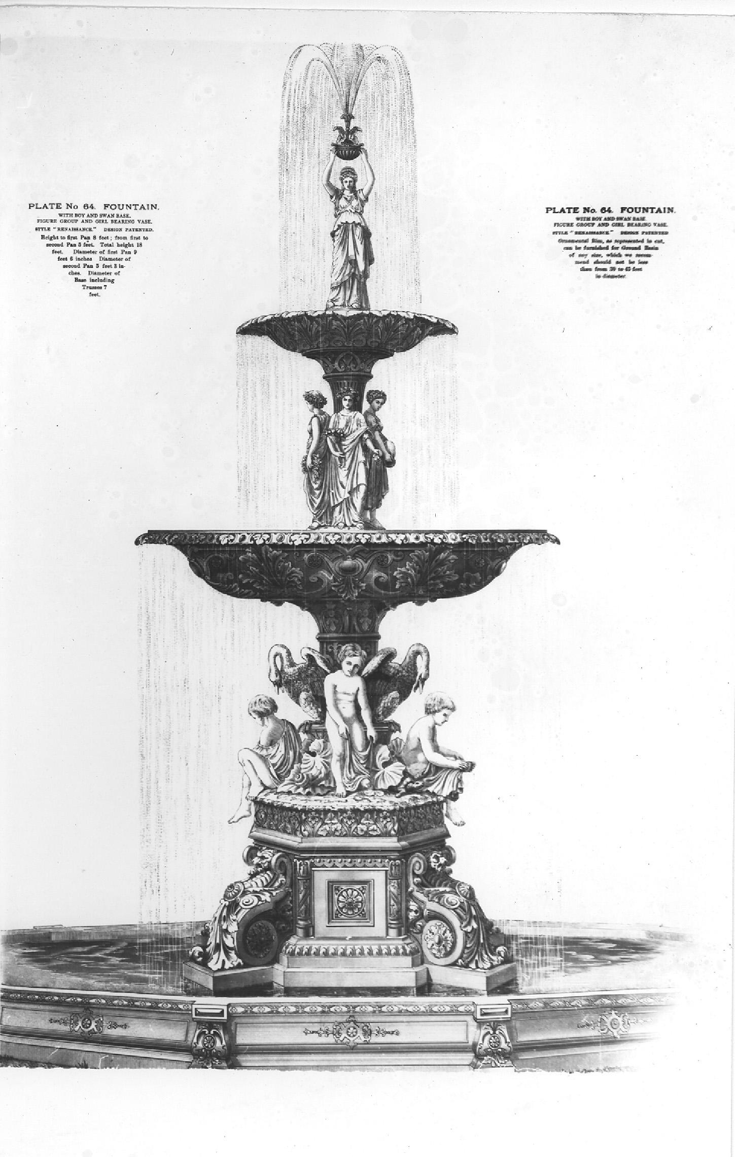 Mott Fountain Design