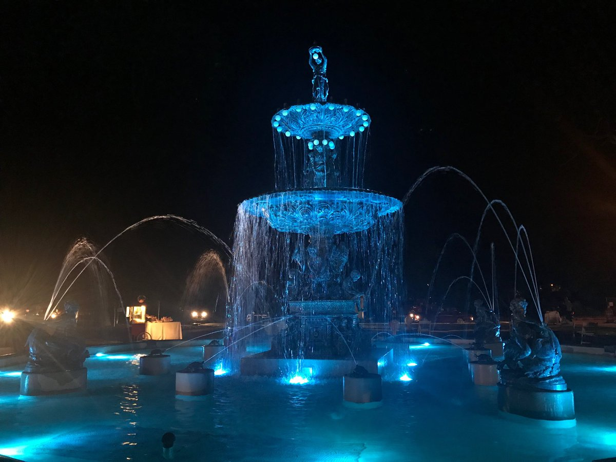Studebaker Fountain South Bend IN
