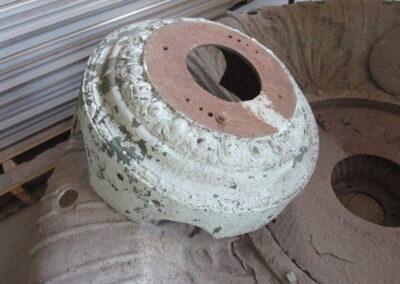 Studebaker Fountain Restoration