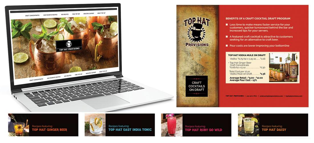 Top Hat Website