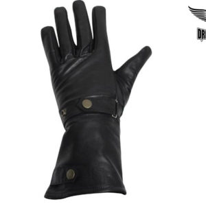 Long Summer Glove With Velcro Strap & Lining
