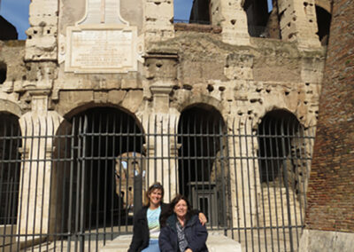 Visiting Rome's Colosseum