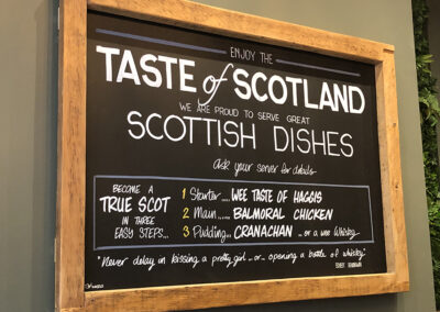 Taste of Scotland Edinburgh