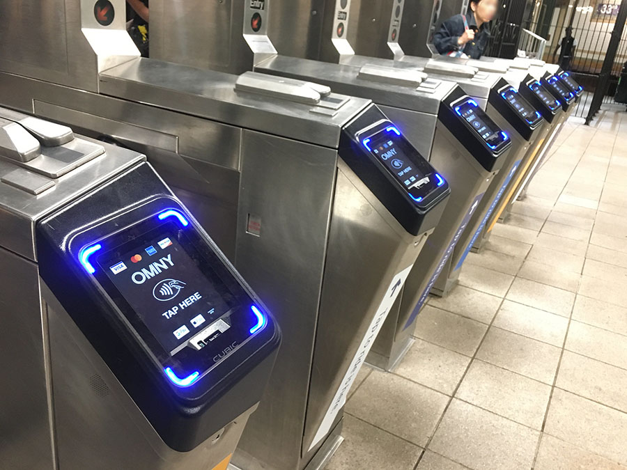 OMNY a new way to pay your subway or bus fare