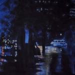 Blues IV Watercolor