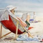 Southern Cross Watercolor 20x30