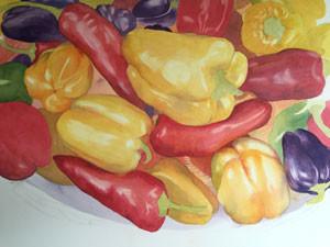 Farmer's Market Peppers