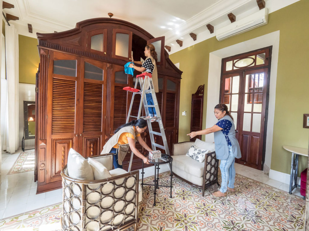 Merida Home cleaning and maintenance